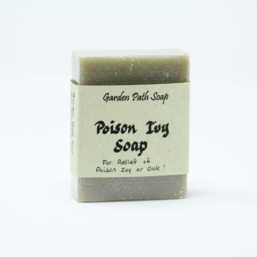 Poison Ivy Soap- Homemade Lye Soaps- Family Farm Handcrafts