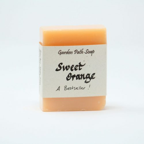 Sweet Orange- Homemade Lye Soaps- Family Farm Handcrafts