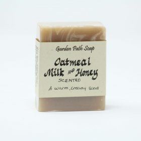 Oatmeal Milk and Honey-Homemade Lye Soaps-Family Farm Handcrafts