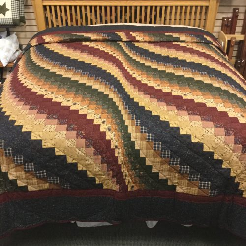 Surf Song Quilt-King-Family Farm Handcrafts