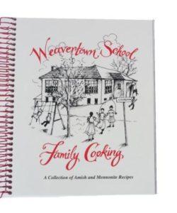 Weavertown School Family Cooking Cookbook