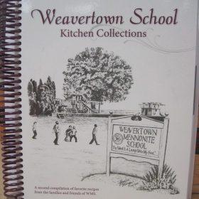 Weavertown School Kitchen Collections Cookbook