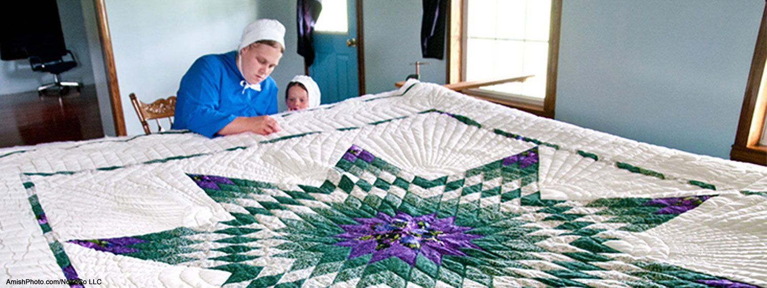 Buy Amish Quilts in Lancaster, PA