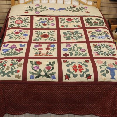 Buy Appique Quilts in Lancaster, PA