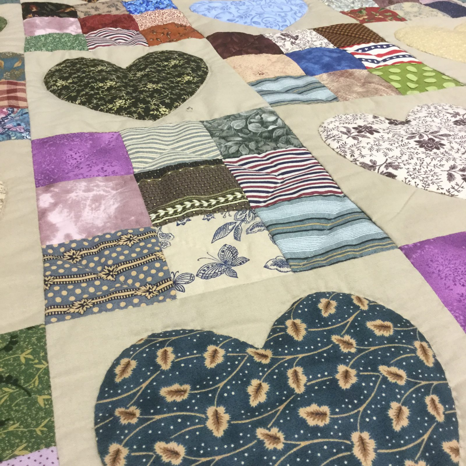 Patchwork Quilts Family Farm Handcrafts