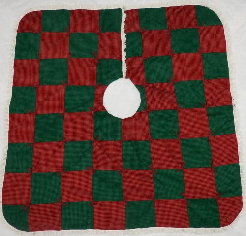 Christmas Tree Skirt 2